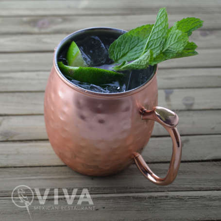 Tequila Moscow Mule